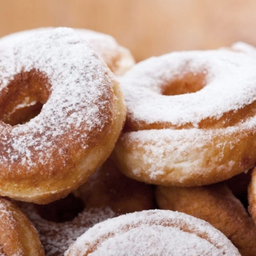 azúcar para donas de gran durabilidad Manar