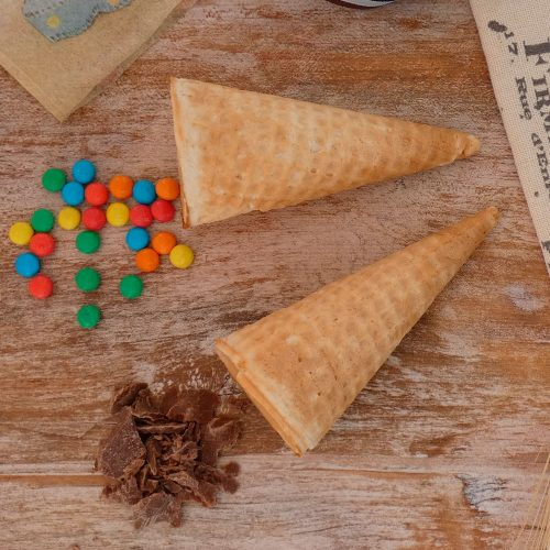 Cono para helado standar Manar